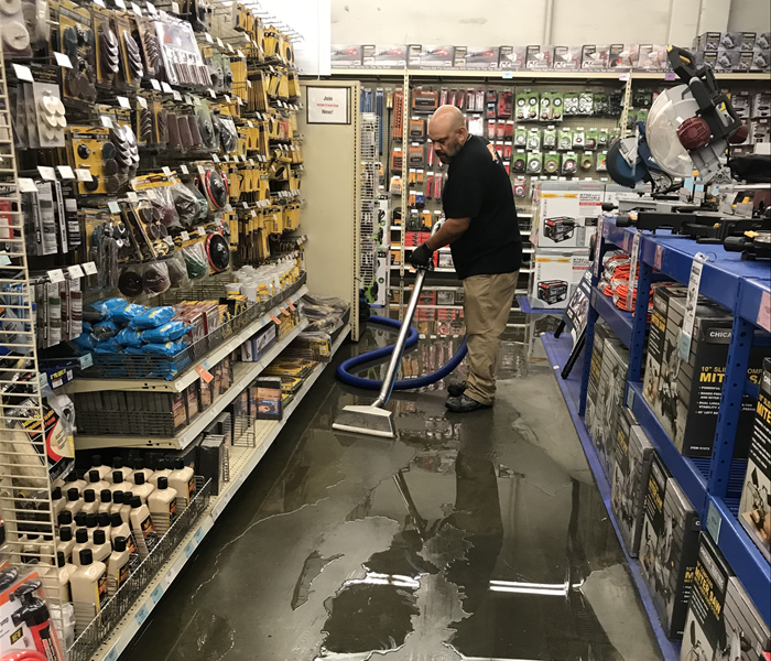 Commercial Water Damage Prevention for Commercial Buildings in Encino/Sherman Oaks