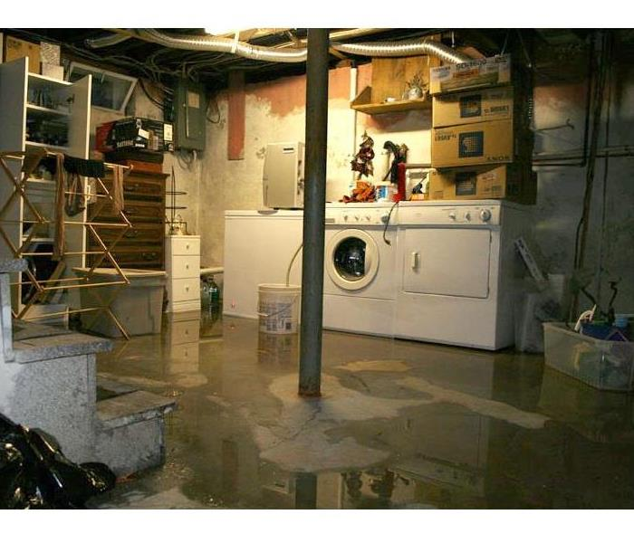 Water Damage Encino/Sherman Oaks Residents: We Specialize in Flooded Basement Cleanup and Restoration!