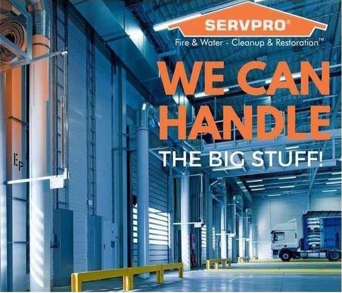 Commercial Warehouse - We Can Handle The Big Stuff