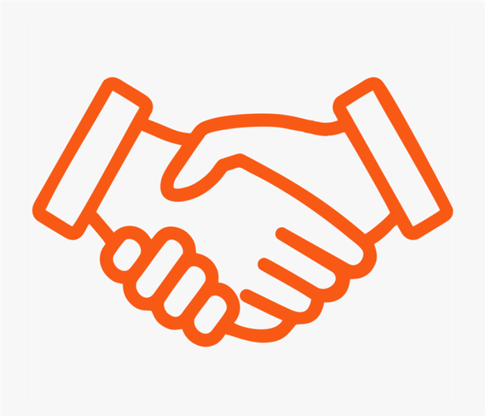 Shaking Hands - Clipart