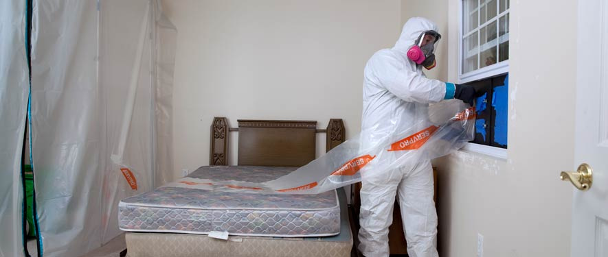 Encino, CA biohazard cleaning