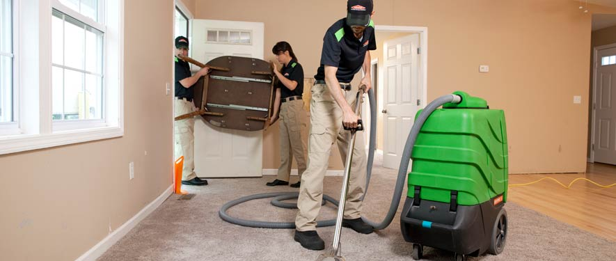 Encino, CA residential restoration cleaning
